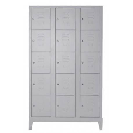 VESTIAR 15 CASETE IT 1050x500x1820H mm